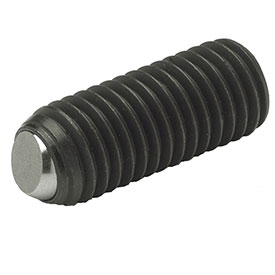 Flat Ball Point Socket Set Screws