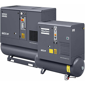 Atlas Copco Rotary Screw Air Compressors