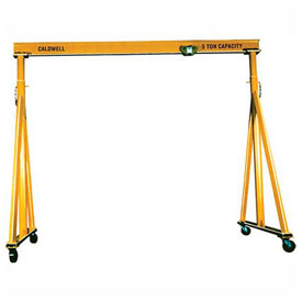 Caldwell Adjustable Steel Gantry Cranes