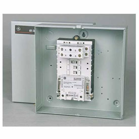 GE Lighting Contactor - NEMA 1 Enclosure