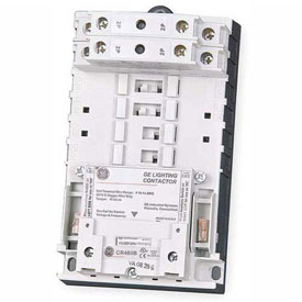 GE Lighting Contactor - Enclosure Type Open