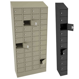 Tennsco Cell Phone Storage Lockers