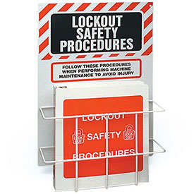 Lockout Procedure Stations