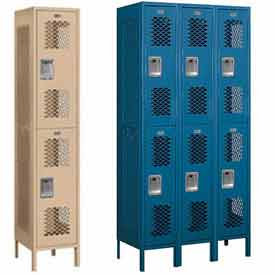 Salsbury Vented Metal Lockers