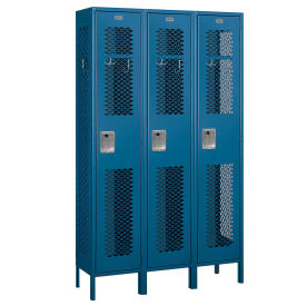 Salsbury Extra Wide Vented Metal Lockers