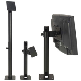VESA Poles, Mounts & Stands for POS