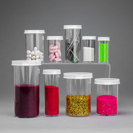 Vials and Tubes