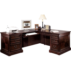 Martin Furniture - Mount View Office Furniture Collection