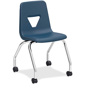 Lorell® Mobile School Chairs