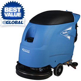 Global™ Automatic Electric Floor Scrubbers