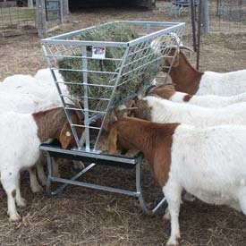 Animal Troughs & Feed Bunks