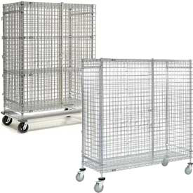 Nexel® Wire Security Storage Trucks