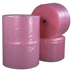 Anti-Static Bubble Rolls