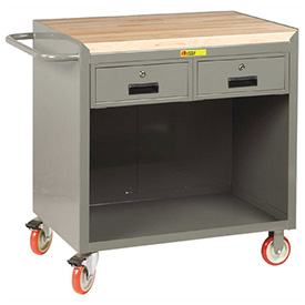 Little Giant Mobile Bench Cabinets