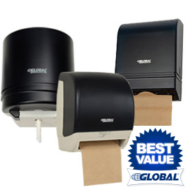 Global™ Paper Towel Dispensers