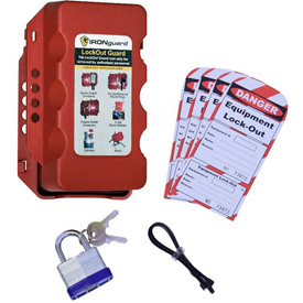 IRONguard Forklift Lock-Out Guard Kit