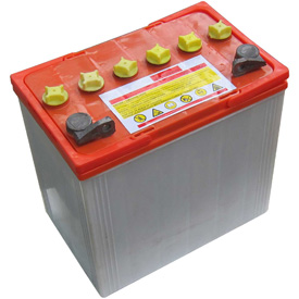 Replacement Batteries for Global Industrial Self-Propelled Electric Pallet Jack Trucks