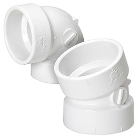 PVC Elbow Fittings