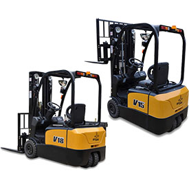 Big Joe® Three Wheel Counterbalanced Forklifts