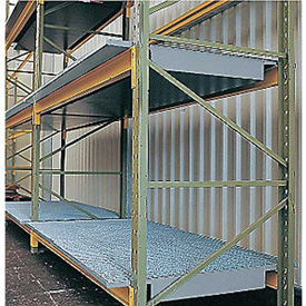 Sump Insert for Pallet Rack