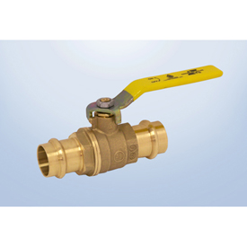 Lead Free Press-Fit Ball Valves