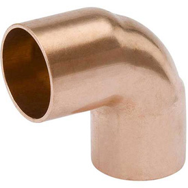 90 Degree Copper Reducing Elbow Fittings