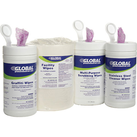 Global™ Cleaning Wipes