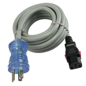 Hospital/Medical Grade Power Cords