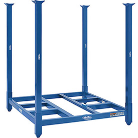 Global - Portable Stack Racks With Deck