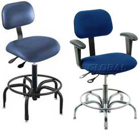 Bio Fit® - Fabric Stools