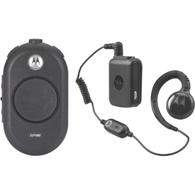 Motorola CLP Series™ On-Site Two-Way Radios