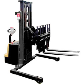 Vestil Fully Powered Reach Stacker