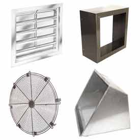 Accessories For Wall Exhaust Fans