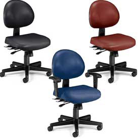 OFM -  Anti-Bacterial/Anti-Microbial Vinyl Task Chairs