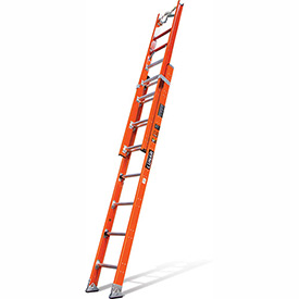 Little Giant® Fiberglass Extension Ladders