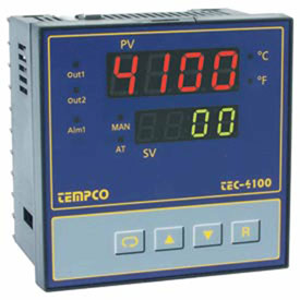 Tempco TEC-4100 Temperature Controls