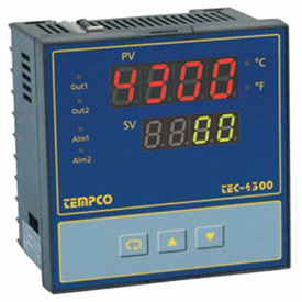 Tempco TEC-4300 Temperature Controls