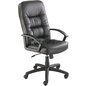 Safco® Leather Office Collection