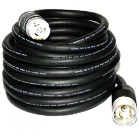 Heavy Duty Industrial Temporary Power Cords