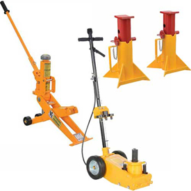 Hydraulic & Air Powered Forklift Truck Jacks
