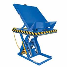 Vestil Lift & Tilt Hydraulic Scissor Lift Tables