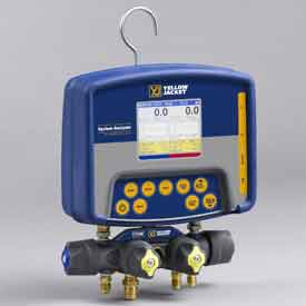 Digital Refrigeration System Analyzer