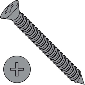 Phillips Trim Head Drywall Screws