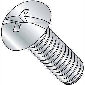 Combination Round Head Machine Screws
