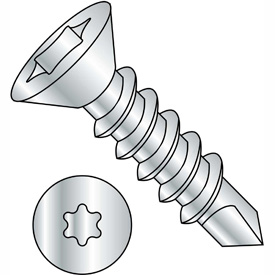 6 Lobe Flat Head Self-Drilling Screws
