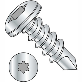 6 Lobe Pan Head Self-Drilling Screws