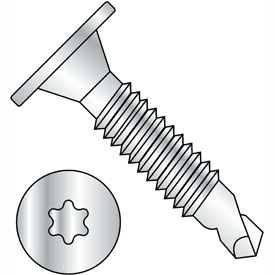 6 Lobe Wafer Self-Drilling Screws