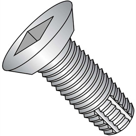 Square Flat Undercut Head Thread Cutting Screws