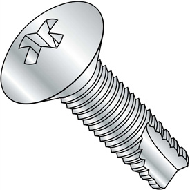 Phillips Oval Thread Cutting Screws Type 23 Thread