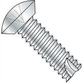 Phillips Oval Undercut Thread Cutting Screws Type 23 Thread